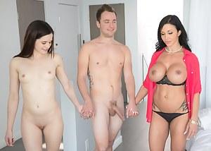 Hot MILF vs Boy Porn Pictures