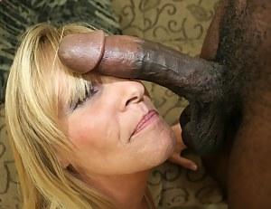 Hot MILF Big Black Cock Porn Pictures